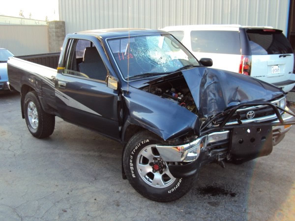 Toyota Pickup Parts >> 1993 Toyota Truck Manual Trans Stk T09268 Rancho Toyota