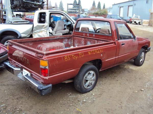 85 toyota truck parts