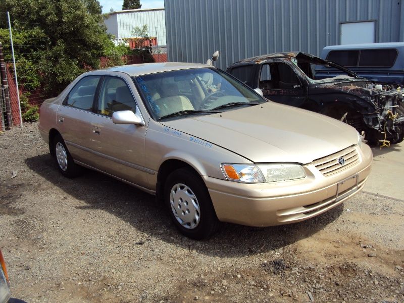 1998 toyota camry 2 2l engine automatic transmission color gold stk z11174 rancho toyota. Black Bedroom Furniture Sets. Home Design Ideas