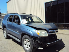 2005 TOYOTA 4RUNNER SR5 MODEL 4.0L V6 AT 4WD COLOR BLUE Z14667