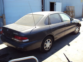 1996 TOYOTA AVALON 4 DOOR SEDAN XLS MODEL 3.0L V6 AT FWD COLOR GRAY Z13509