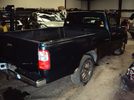 TOYOTA T100 LONG BED, REGULAR CAB,  V6, AUTOMATIC TRANSMISSION STK# T10323