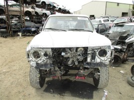 1987 TOYOTA 4RUNNER, 2.4L 5SPEED 4WD, COLOR SILVER, STK Z15906
