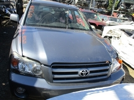2007 TOYOTA HIGHLANDER SAGE 3.3L AT 2WD Z17627