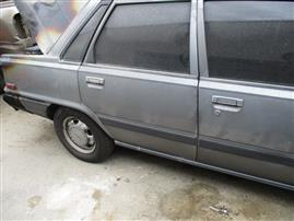 1986 TOYOTA CAMRY DELUXE MODEL 4 DOOR 2.0L AT LIGHT BLUE Z15961