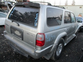 2000 TOYOTA 4RUNNER SR5 SILVER 3.4L AT 4WD Z16509
