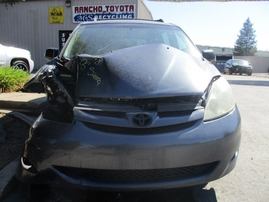 2006 TOYOTA SIENNA LE METALLIC SLATE 3.3L 2WD AT Z15978