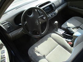 2004 TOYOTA CAMRY LE GOLD 2.4L AT Z16253