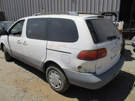 2000 TOYOTA SIENNA LE WHITE 3.0L AT Z16299