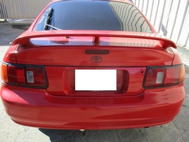 1995 TOYOTA CELICA ST RED 1.8L MT Z15122