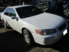 2000 TOYOTA CAMRY CE WHITE 2.2L AT Z15141