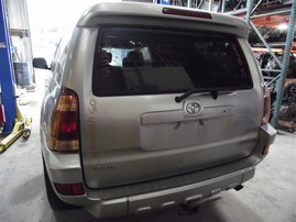 2005 TOYOTA 4 RUNNER SR5 SILVER 4.0 AT 4WD Z20915