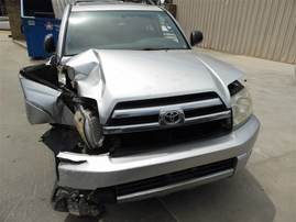 2005 TOYOTA 4 RUNNER SR5 SILVER 4.0 AT 4WD Z19705