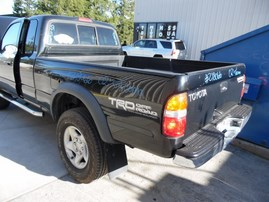 2002 TOYOTA TACOMA PRERUNNER BLACK XTRA CAB 3.4L AT 2WD Z18066