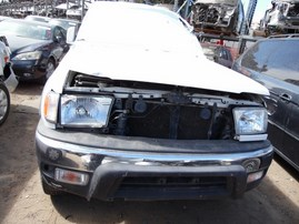 1999 TOYOTA 4RUNNER SR5 WHITE 3.4L AT 4WD Z17890