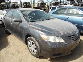 2009 TOYOTA CAMRY LE GRAY 2.4L AT Z17888