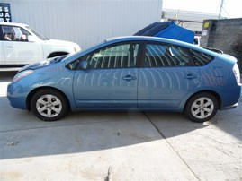 2007 TOYOTA PRIUS STD BLUE 1.5 AT Z20924