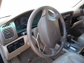 1998 TOYOTA LAND CRUISER GREEN 4.7L AT 4WD Z18072