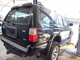 2000 TOYOTA 4RUNNER SR5 BLACK 3.4L AT 2WD Z18083