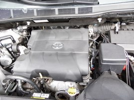 2015 TOYOTA SIENNA LE GRAY 3.5L AT 2WD Z18093