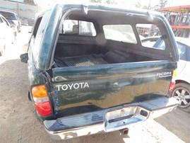 2001 TOYOTA TACOMA EXTRA CAB SR5 TRD OFF ROAD PKG GREEN 3.4 AT 2WD Z19732