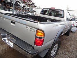 2003 TOYOTA TACOMA PRERUNNER SR5 SILVER XTRA CAB 3.4L AT 2WD Z18096