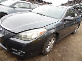 2008 TOYOTA SOLARA SE GRAY 2DR 2.4L AT Z18095