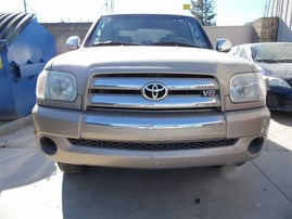 2006 TOYOTA TUNDRA SR5 CREW CAB GOLD 4.7 AT 2WD Z20941
