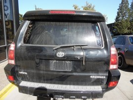 2005 TOYOTA 4RUNNER LIMITED BLACK 4.0L AT 2WD Z17935