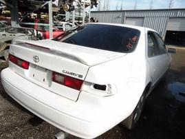 1997 TOYOTA CAMRY LE WHITE 2.2L AT Z18444