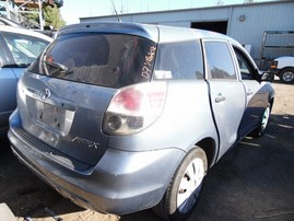 2007 TOYOTA MATRIX SKY  BLUE 1.8L AT Z17940