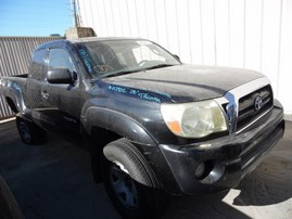 2005 TOYOTA TACOMA PRERUNNER SR5 BLACK XTRA CAB 4.0L AT 2WD Z17952