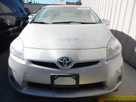 2011 TOYOTA PRIUS SILVER 1.8L AT Z17951