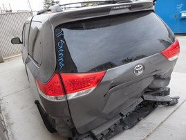 2011 TOYOTA SIENNA LE GRAY 3.5L AT Z18132