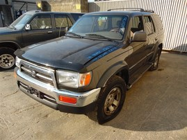 1998 TOYOTA 4RUNNER LIMITED GRAY 3.4 AT 4WD Z20170
