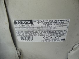 2006 TOYOTA TUNDRA WHITE SR5 DOUBLE CAB 4.7L AT 2WD Z18127