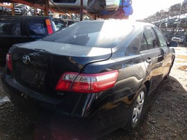 2007 TOYOTA CAMRY LE BLACK 3.5L AT Z17971