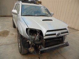 2003 TOYOTA 4RUNNER SPORT EDITION SILVER 4.0 AT 4WD Z20186
