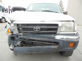 1999 TOYOTA TACOMA XTRA CAB PRERUNNER WHITE 3.4 AT 2WD TRD OFF ROAD PACKAGE Z20189