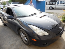 2004 TOYOTA CELICA GTS BLACK 1.8L AT Z17672