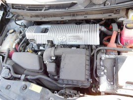 2010 TOYOTA PRIUS SILVER 1.8L AT Z18163