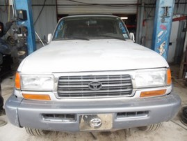 1997 TOYOTA LAND CRUISER SILVER 4.5L AT 4WD Z18018