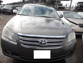 2007 TOYOTA AVALON LIMITED GRAY 3.5L AT Z18020