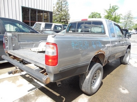 1996 TOYOTA T100 SR5 GRY XTRA 3.4L AT 4WD Z17684