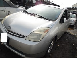 2004 TOYOTA PRIUS SILVER 1.5L AT Z18028