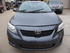 2010 TOYOTA COROLLA LE GRAY 4DR AT 1.8 Z19566
