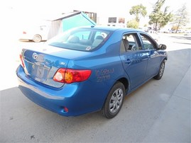2010 TOYOTA COROLLA LE BLUE 1.8 AT Z19799