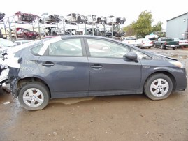 2011 TOYOTA PRIUS III BLACK 1.8 AT Z19570
