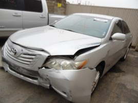 2008 TOYOTA CAMRY LE SILVER 2.4L AT Z18036