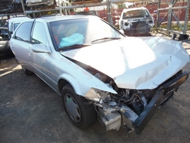 2000 TOYOTA CAMRY CE SILVER 2.2L AT Z17705
